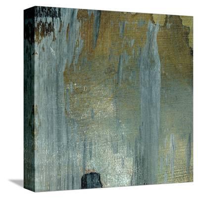Gunmetal II-J^ McKenzie-Stretched Canvas Print