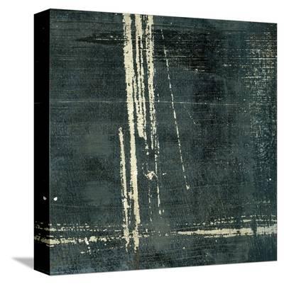 Gunmetal IV-J^ McKenzie-Stretched Canvas Print