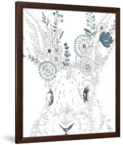 Woodland Wonders - Hare by Gunnarsdottir Maja