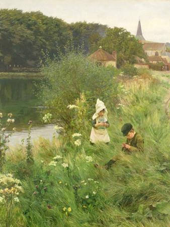 Saturday Afternoon, 1893