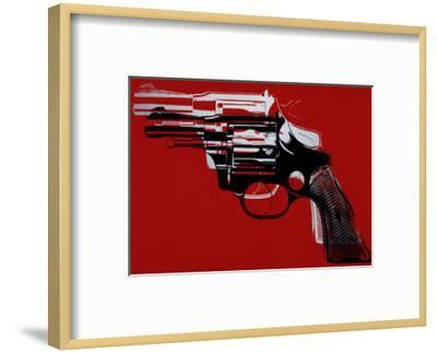 Guns, c.1981-82-Andy Warhol-Framed Art Print