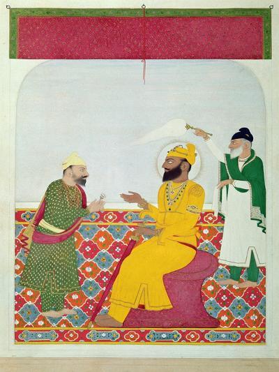 Guru Govind Singh--Giclee Print