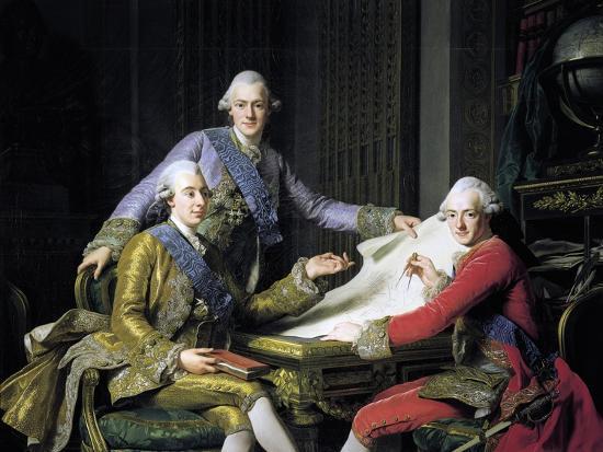 Gustav III of Sweden--Giclee Print