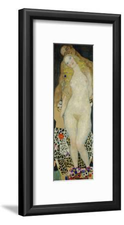 Adam and Eve, 1917