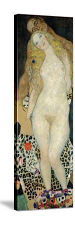 Adam and Eve, 1918