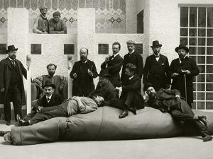 Gustav Klimt and Vienna Secession 1902