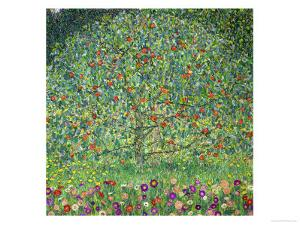 Apple Tree, 1912 by Gustav Klimt