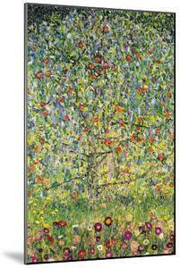 Apple Tree by Gustav Klimt
