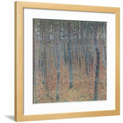 Beech Trees (hand-made paper)