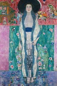Bildnis Adele Bloch-Bauer II. 1912 by Gustav Klimt