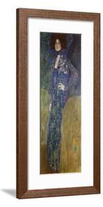 Bildnis Emilie Floege, 1902 by Gustav Klimt
