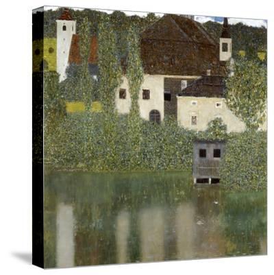 Castello Sul Lago Atter, (Castle Unterrach on the Attersee) 1908