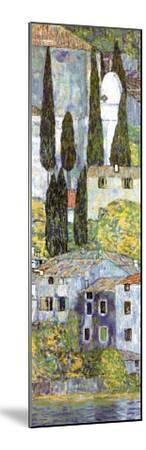 Chiesa a Cassone (detail) by Gustav Klimt