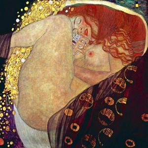 Danae, 1907-1908 by Gustav Klimt