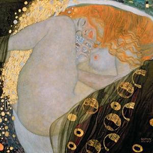 Danae, 1907 by Gustav Klimt