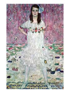 Eugenia Primavesi by Gustav Klimt