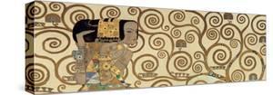 Expectation, Stoclet Frieze, c.1909 (detail) by Gustav Klimt
