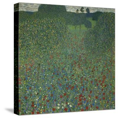 Field of Poppies, 1907