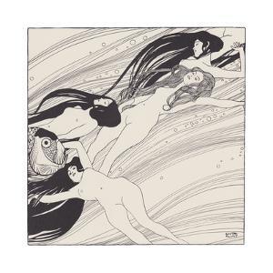 Fish Blood, 1897–98 by Gustav Klimt