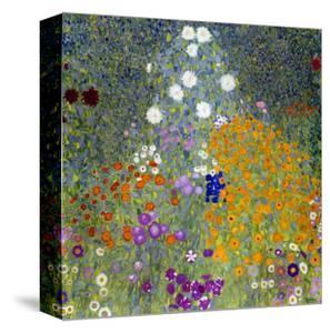 Flower Garden, 1905-07 by Gustav Klimt