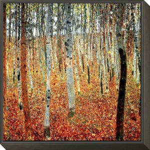 Forest of Beech Trees, c.1903 by Gustav Klimt