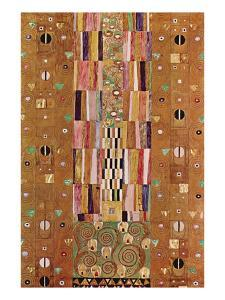 Frieze by Gustav Klimt