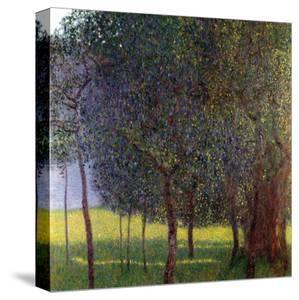 Fruit Trees by Gustav Klimt