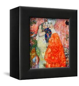 Girlfriends, 1916-1917 by Gustav Klimt