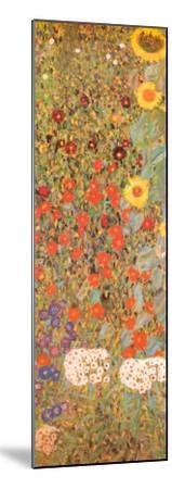 II Giardino di Campagna (detail) by Gustav Klimt