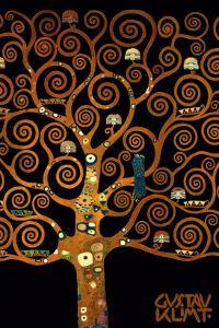 In the Tree of Life by Gustav Klimt