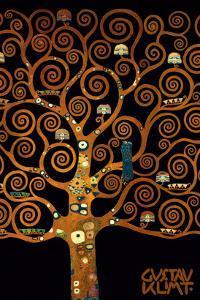 In the Tree of Life by Gustav Klimt