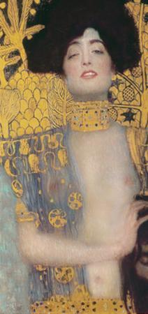 Judith, 1901 by Gustav Klimt