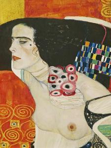 Judith II, 1909 by Gustav Klimt