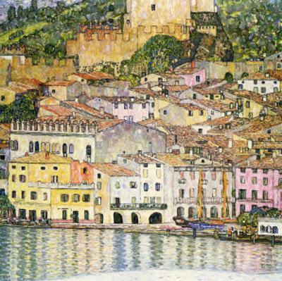 Malcesine on Lake Garda