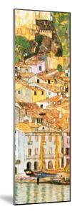 Malcesine sul Garda (detail) by Gustav Klimt