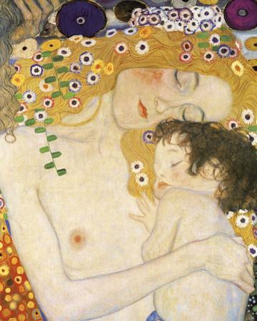 Mother and Child (detail from The Three Ages of Woman), c. 1905