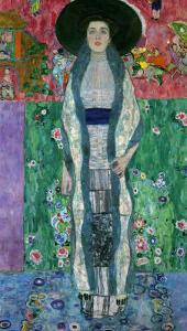 Mrs, Adele Bloch-Bauer II, circa 1912 by Gustav Klimt