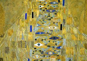 Mrs. Adele Bloch-Bauer by Gustav Klimt