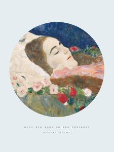 Old Masters, New Circles: Miss Ria Munk on her Deathbed by Gustav Klimt