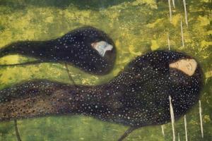 Ondine by Gustav Klimt