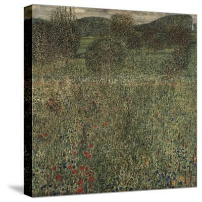 Orchard or Field of Flowers, Ca 1905