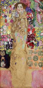 Portrait of a Lady, 1917-18 by Gustav Klimt