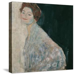 Portrait of a Lady in white, 1917 by Gustav Klimt