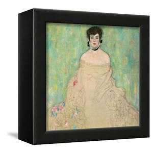 Portrait of Amalie Zuckerkandl, 1917-1918 by Gustav Klimt