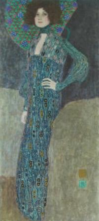 Portrait of Emilie Flöge, 1902