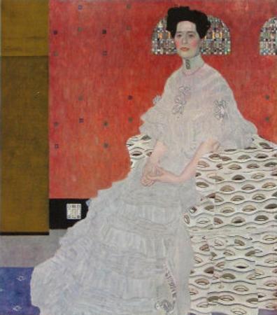 Portrait of Fritza Riedler