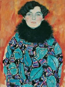 Portrait of Johanna Staude, 1917-18 by Gustav Klimt