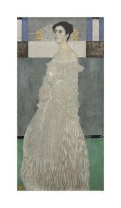 Portrait of Margaret Stonborough-Wittgenstein,1905 by Gustav Klimt