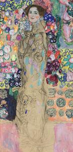 Portrait of Ria Munk III, 1917 by Gustav Klimt