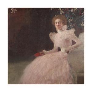 Portrait of Sonja Knips, 1889 by Gustav Klimt